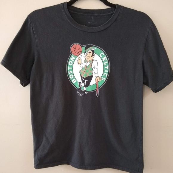 best loved 3e723 1d388 Boston Celtics Irving 11 Basketball T-Shirt Youth
